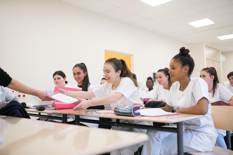 Lycée privé professionnel (Argenteuil) : Un laboratoire intergénérationnel