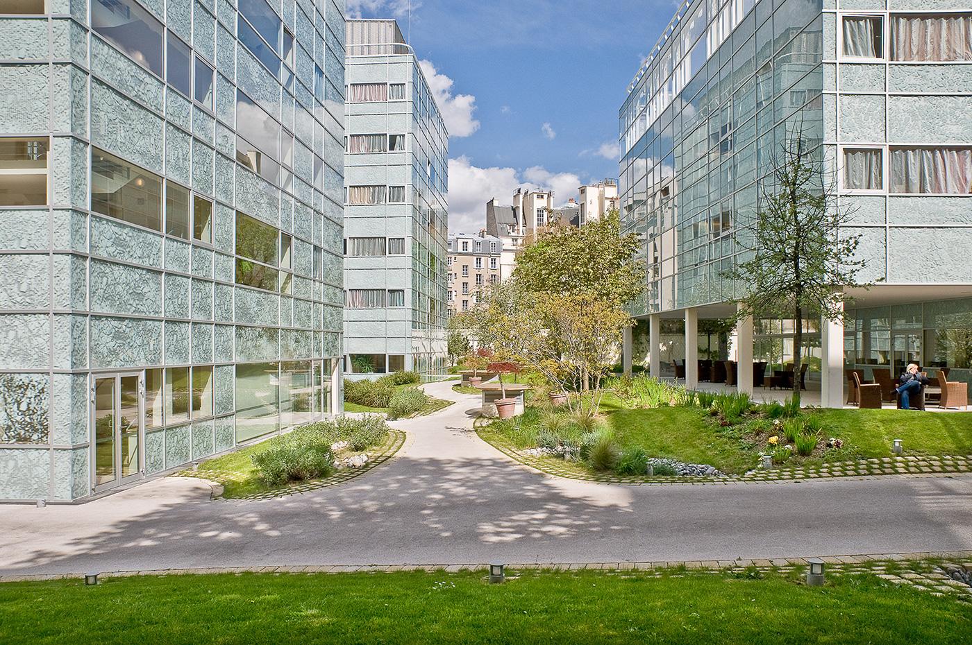 Hôpital Cognacq-Jay (Paris XVe) - Numérique : lien social ou isolement ?