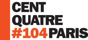 Logo Centquatre-Paris