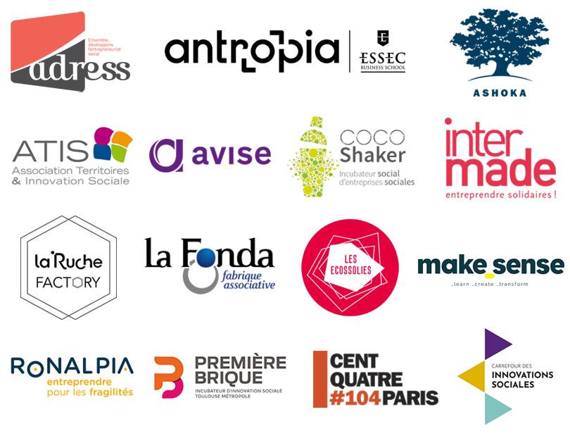 Partenaires du Prix Fondation Cognacq-Jay