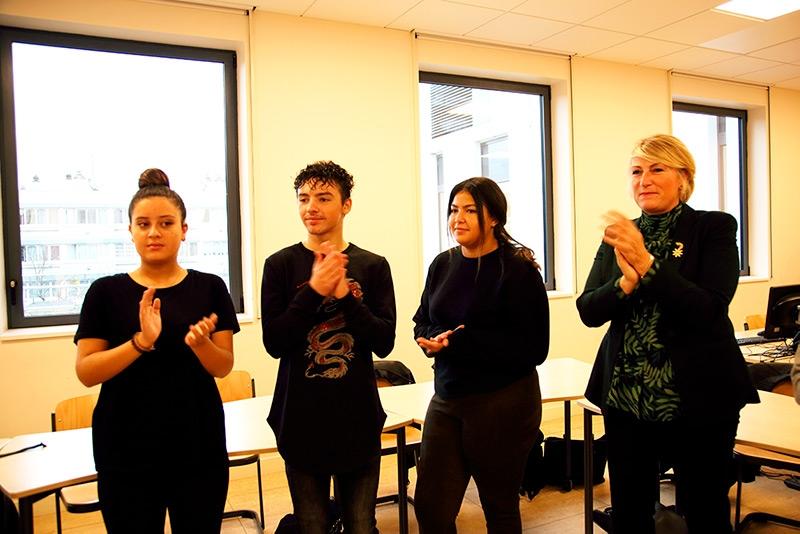 Coaching au Lycée privé professionnel de la Fondation Cognacq-Jay