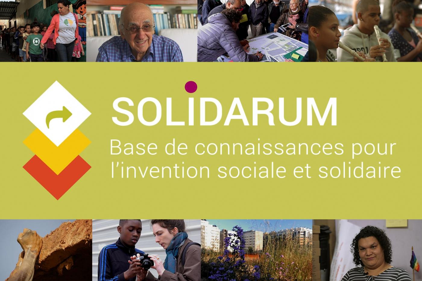 Solidarum, une base de connaissances pour l'invention sociale et solidaire