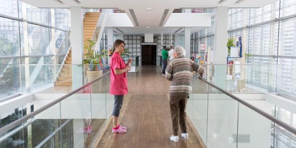 Établissement d'hébergement pour personnes âgées dépendantes