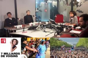 La Fondation Cognacq-Jay dans 7 milliards de voisins sur RFI